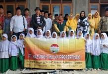 Pengusaha Property Surabaya Berbagi Kebahagiaan Bersama Anak Yatim
