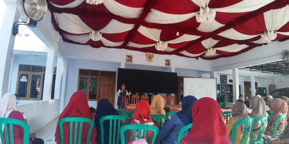 Sosialisasi Mahasiswa Tim II KKN Undip 2019