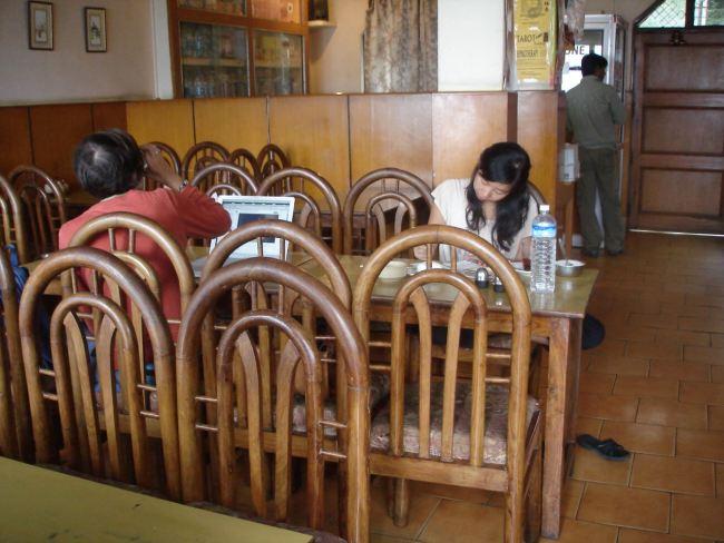 Restaurant on Hotel Green