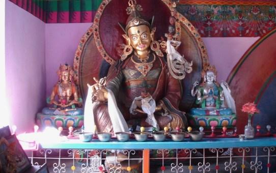Kaffe med Buddha