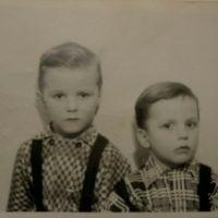Två killar från förr