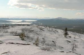 Västerut från Alep Nabrretjåhkkå