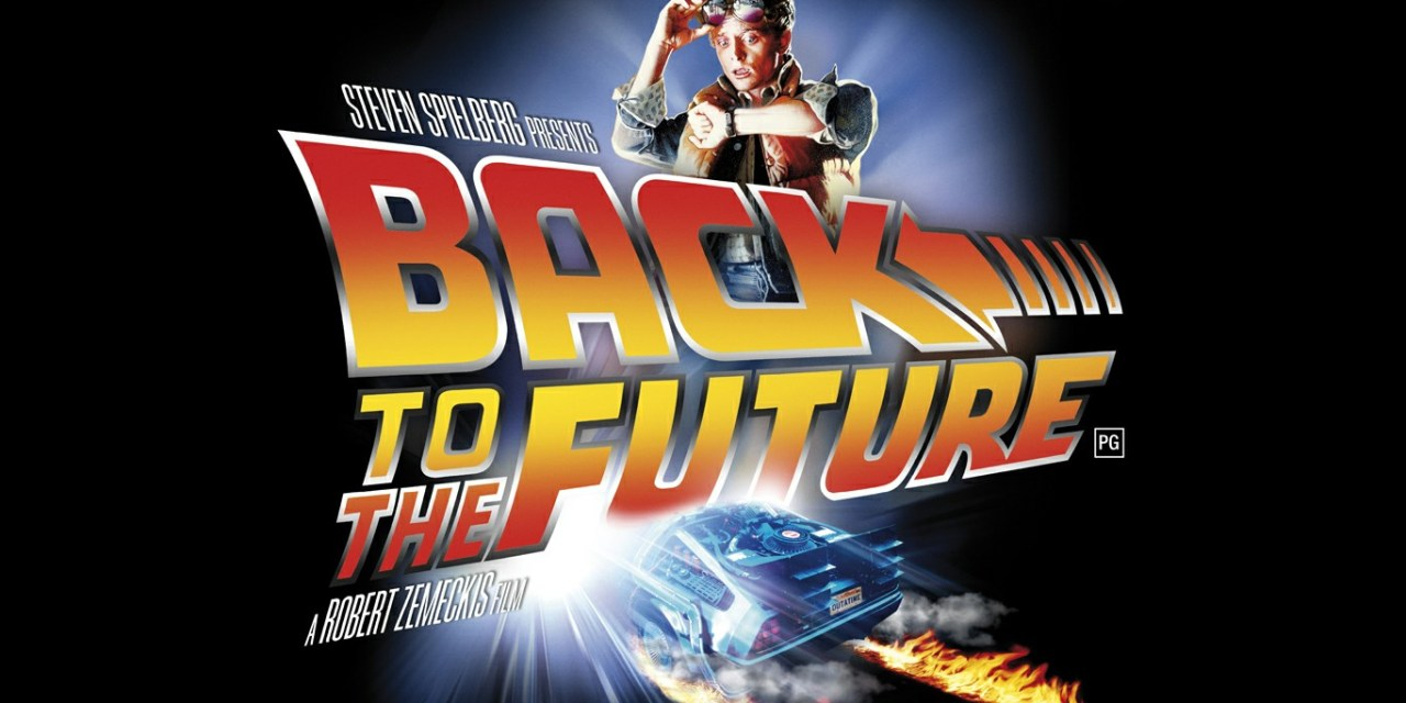 Gotta go back in time!!! Back to the Future