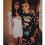 Biebs and girl