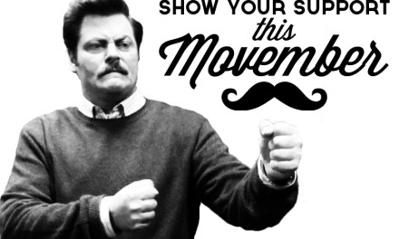 Bring Out The Creep For Movember