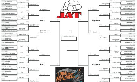 March Music Madness Elite Eight Update!