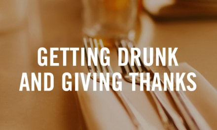 Thanksgiving Day Drinking Game