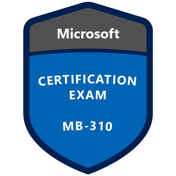 Microsoft Certification Exam MB-310