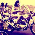 Naked Japanese Biker Dudes