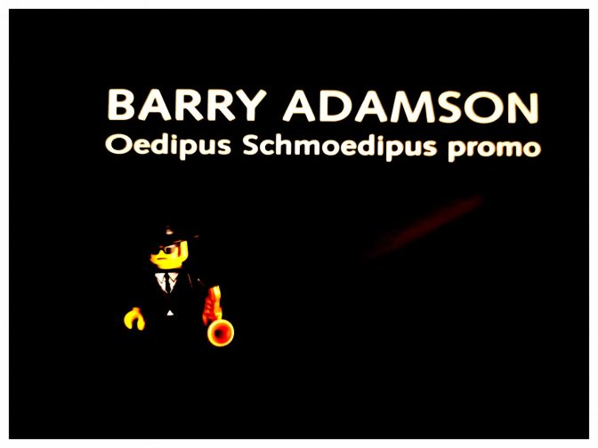Barry Adamson Oedipus 01