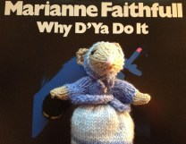 An attempt at fluffification of 'Why D'ya Do it' - a genuine imageof an alternative cover taken from the Antilles vaults