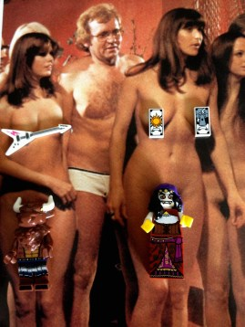You have to love those Y-fronts! (and Lego-based censorship)