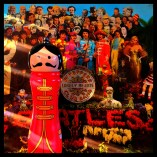 My beloved Sgt Pepper mill