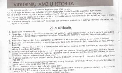 Egzaminai Archives - Jaunimonaujienos lt