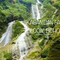 Unexpectedly Discovering the Astounding Beauty of KABANTIAN FALLS in Loon, BOHOL