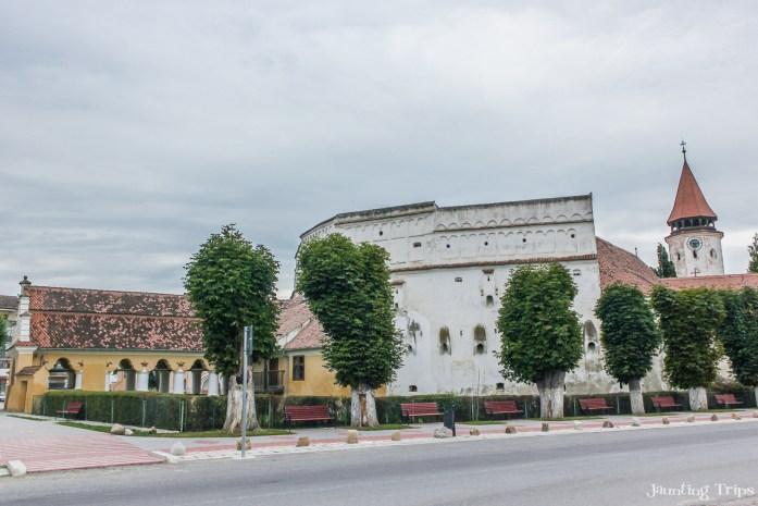 prejmer-fortified-church