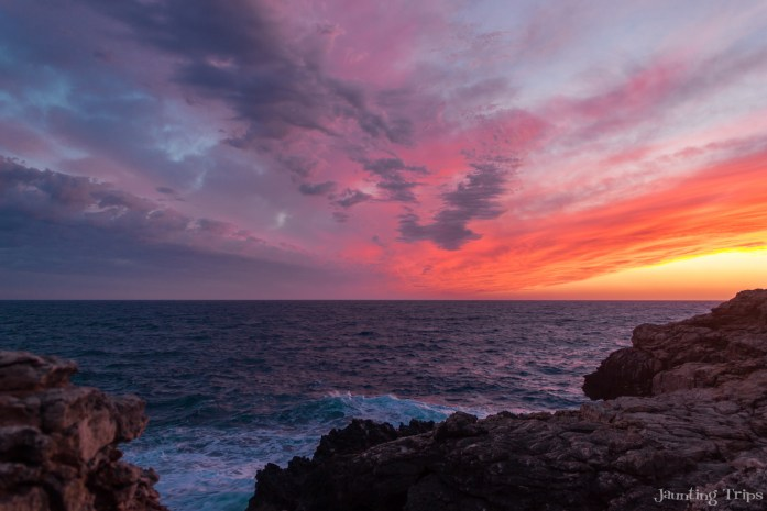 sunset-malta-fire-sky