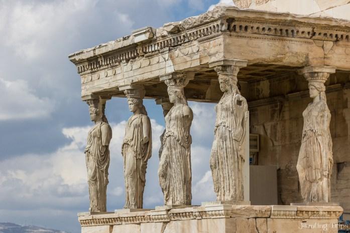 erechtheion-caryatids-acropolis-hill