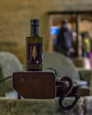 Egitana bio olive oil