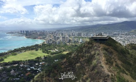 Using Digital Apps to Map a Localized Trip to Oahu