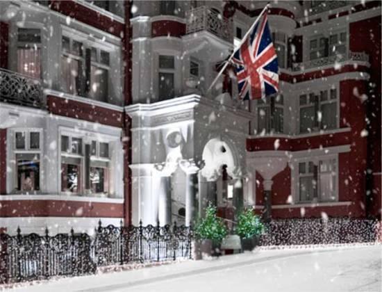 London St. James