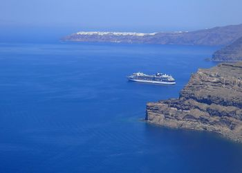 Celebrity Constellation Santorini