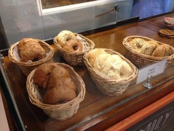 Fresh bagels, daily