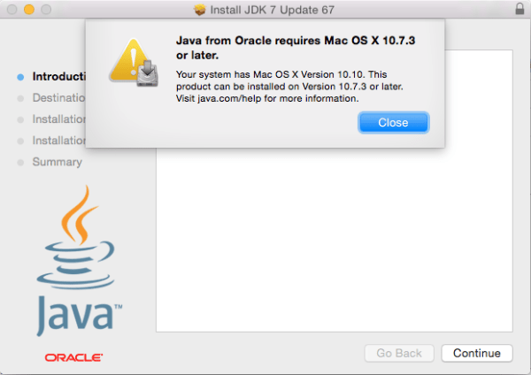 HOW To Install Java on Yosemite - Java(tm) Development