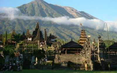 What should we know about Gunung Agung?