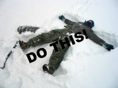 snowangeldothis