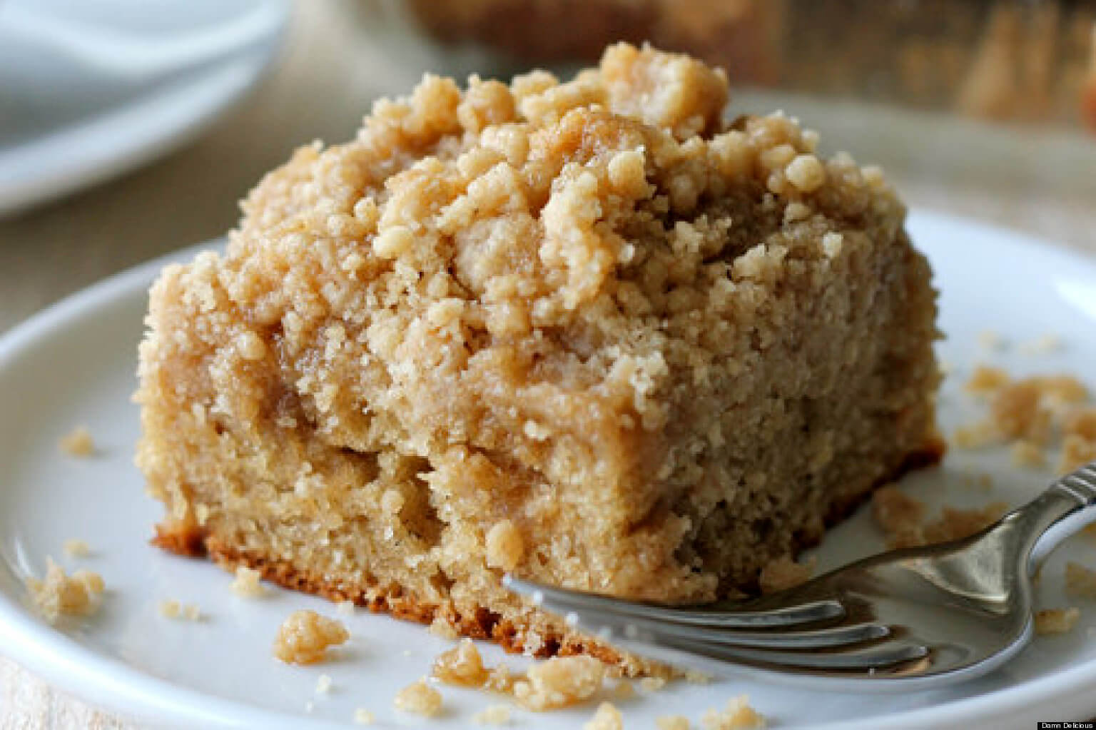The Best Coffee Cake Recipe In The World
