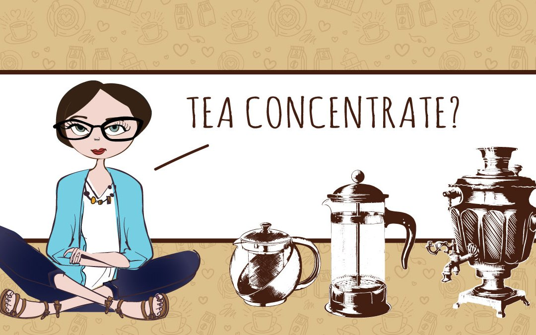 Tea Concentrate