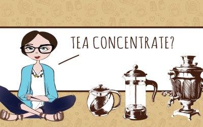 Tea Concentrate