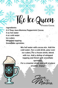 Ice Queen Frozen Cocoa