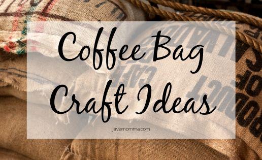 Gorgeous Burlap Coffee Sack Craft Ideas