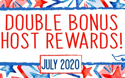 Double Host Rewards in July!