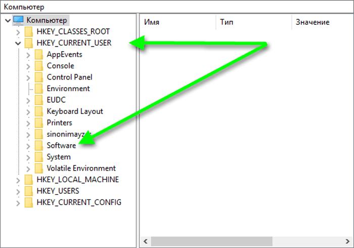 Javasoft қалтасы бар бағдарламалық жасақтама бөлімі