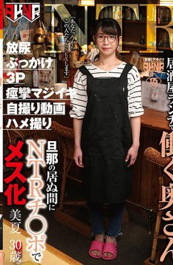 Working At A Pub Lunch NTN Chi Po Female While Staying In A Husband Midsummer 30 Years Old Midori Aikawa