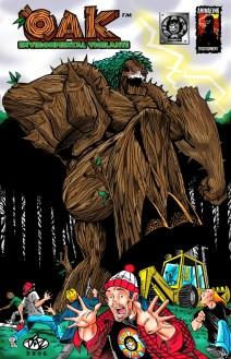 Oak Comic Cover