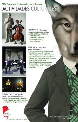 Javier Bergia & Begoña Olavide –  Concierto en Arenas de San Pedro – Ávila.