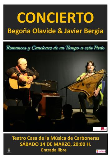 """Poemas, Romances, Canciones""   Olavide & Bergia"
