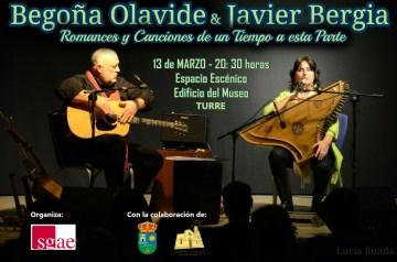 Romances & Canciones by Olavide & Bergia