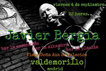 Javier Bergia Directo