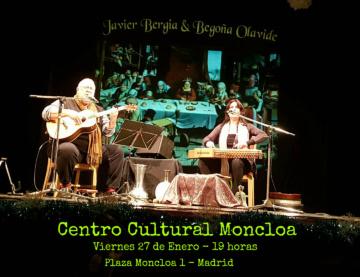 Javier Bergia & Begoña Olavide