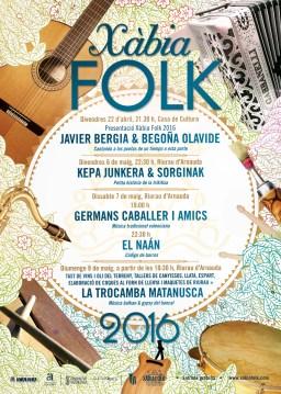 """Javier Bergia & Begoña Olavide """"Cantando a los Poetas y otras hierbas"""""""