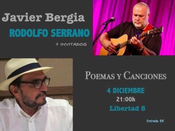 Diálogos en Libertad.  Rodolfo Serrano & Javier Bergia