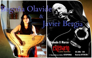 Estepona – Concierto – Javier Bergia & Begoña Olavide