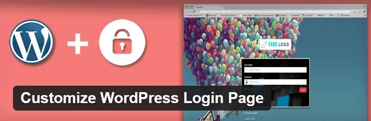 customize-wordpress-login-page Personalizar el login de WordPress - Plugins y código