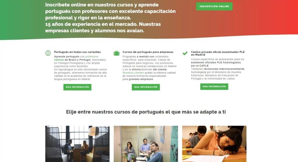 Posicionamiento SEO para academia de Idiomas