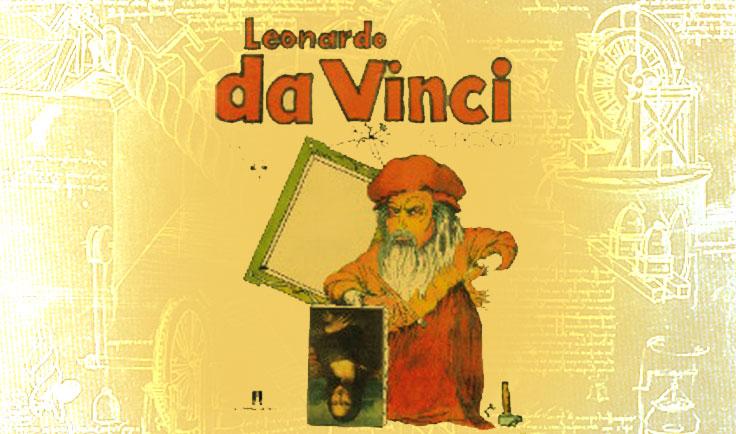 Leonardo Da Vinci (Al fresco)